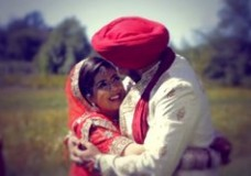 Nav + Gurbir Punjabi Wedding at Kitchener Gurudwara : Indian wedding Video