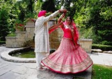 Tim & Adella's Punjabi Wedding Video West River & Paramount Convention Venues Vaughn Ontario