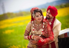 Nav + Inder Sikh Punjabi Wedding Photography